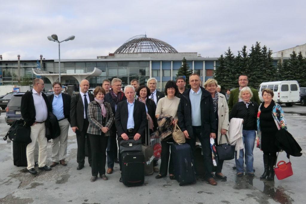 Wirtschaftsreise-Kalinigrad-2012