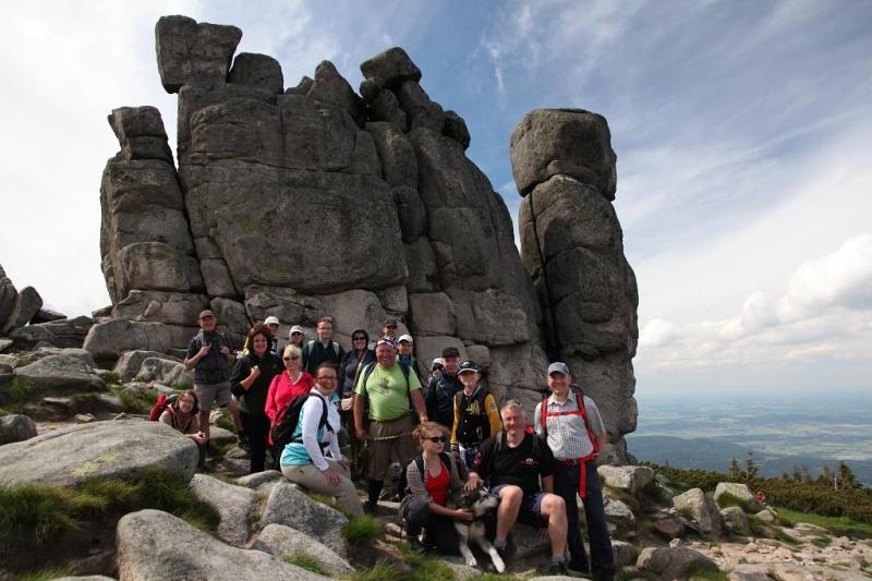 EF – Sommerexkursion Riesengebirge 15.06.2013