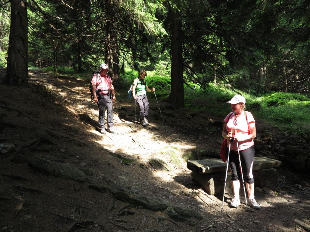 Sommerexkursion – Wochenendwanderung im Riesengebirge