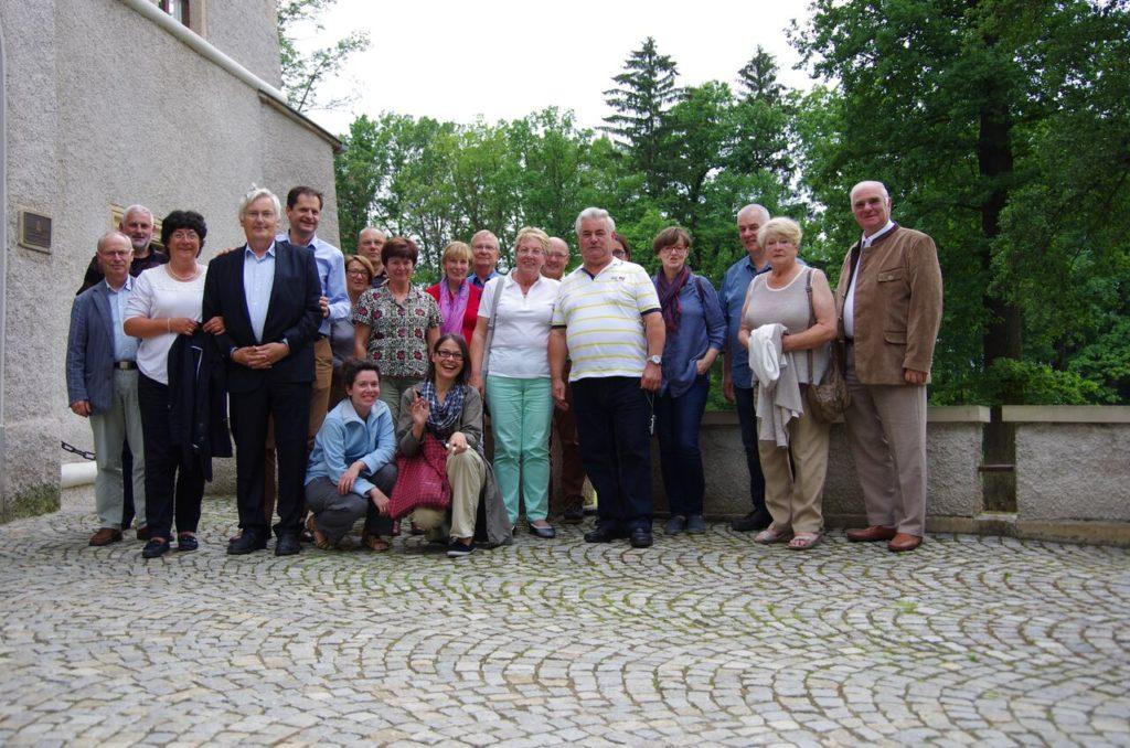EUROPA FORUM Schlössertour 2016 – Schlösser und Adelshäuser in Niederschlesien