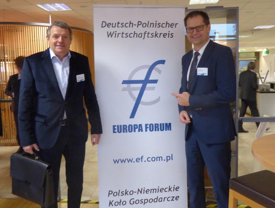 Das war die NRW-Wirtschaftskonferenz Polen 2016 in Dortmund