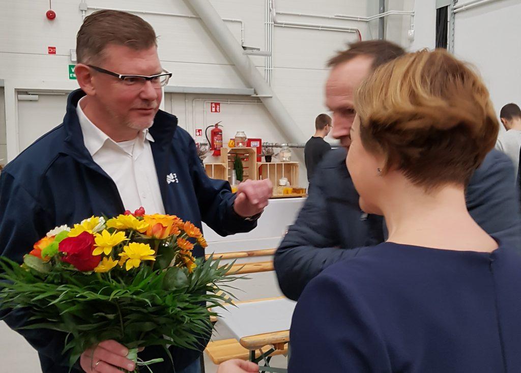 Neues NG Group Kompetenzzentrum für Spezialmaschinenbau eröffnet