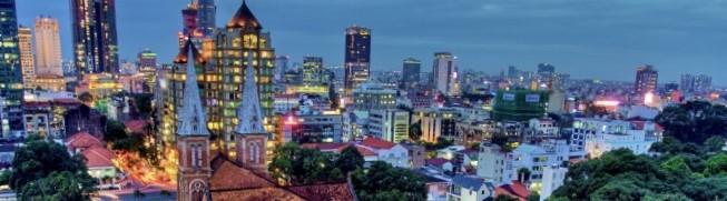 Wirtschaftsmission nach Saigon, Vietnam