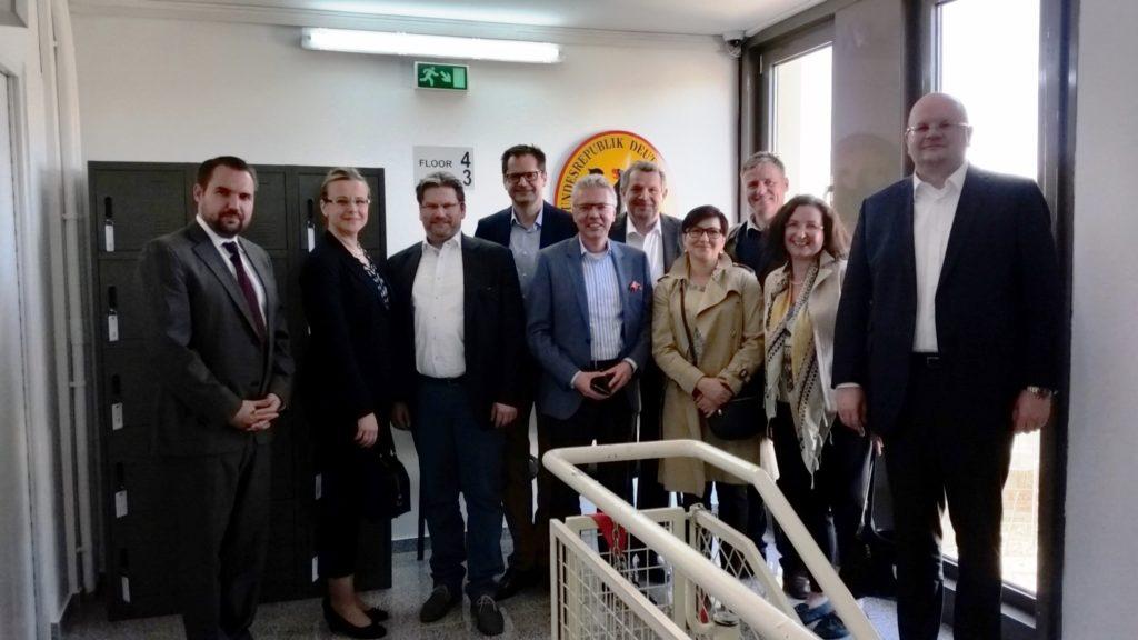 EF – Unternehmerreise – Tiflis / Georgien 26.03.2015