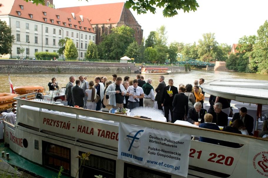 Europa Forum – Oderschifffahrt 2016