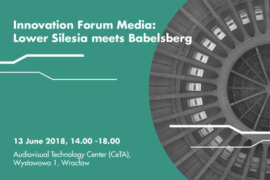 Zaproszenie Na Konferencję Innovation Forum Media Lower Silesia