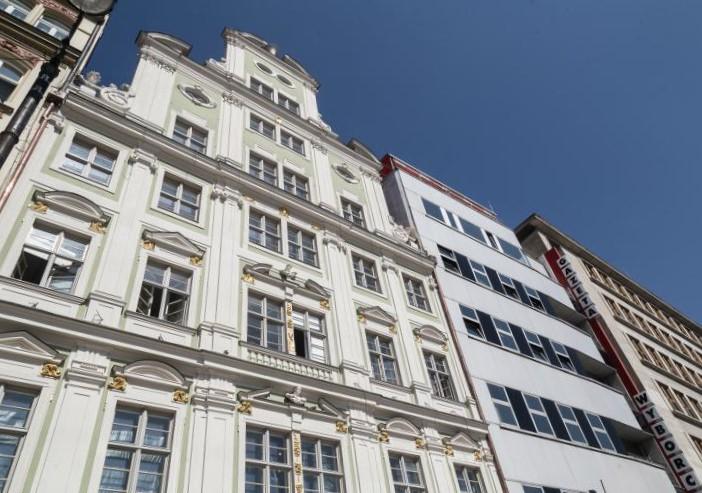 Neuer Bürositz des EUROPA FORUM _ Neue Anschrift: Plac Solny 4