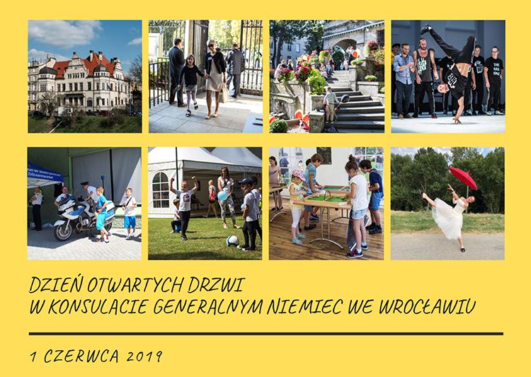 1. Juni 2019 Das Generalkonsulat der Bundesrepublik Deutschland lädt zum Tag der offenen Tür ein