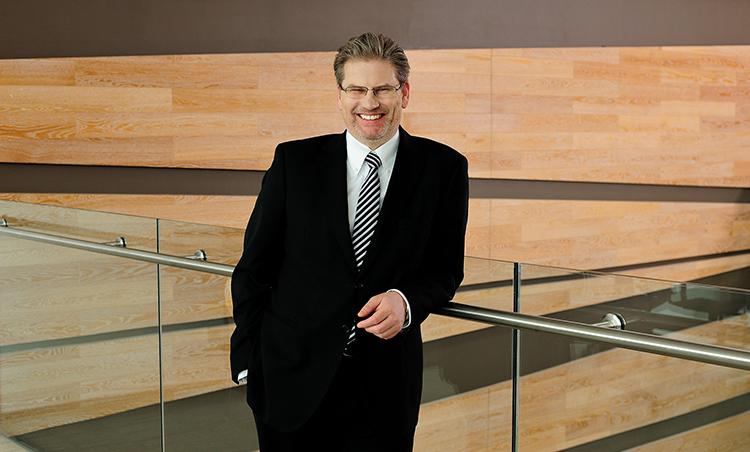 Interview mit Claus Frank, Präsident von Europa Forum
