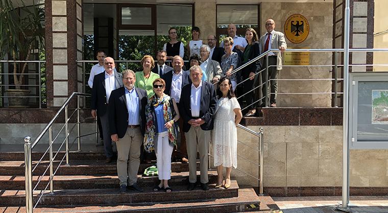 EF-Unternehmerreise 12.-15.07.2018 | Moldau/Chisinau