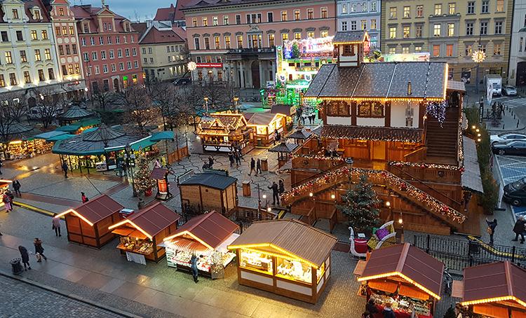 Einladung zum EF Treffen auf dem Weihnachtsmarkt in Breslau
