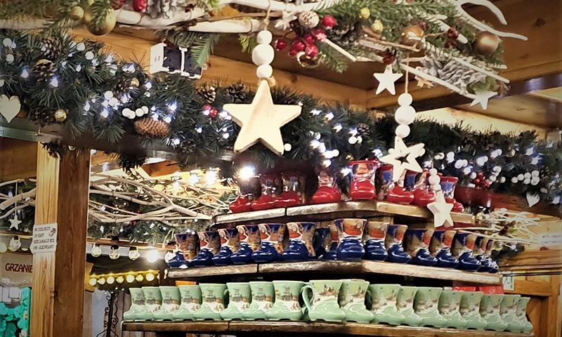 Das war das EF-Treffen auf dem Weihnachtsmarkt in Breslau.